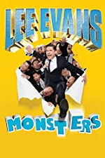 Lee Evans Monsters(2014)