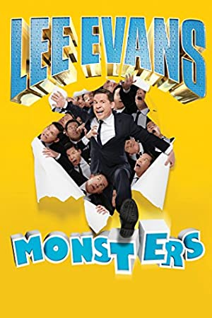 Lee Evans: Monsters (2014)