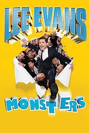 Lee Evans: Monsters (2014)