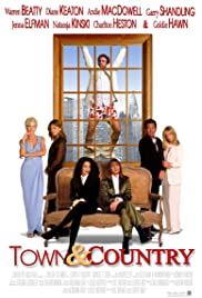 Town & Country (2001) Poster - Movie Forum, Cast, Reviews