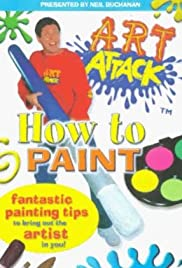 Art Attack Poster - TV Show Forum, Cast, Reviews
