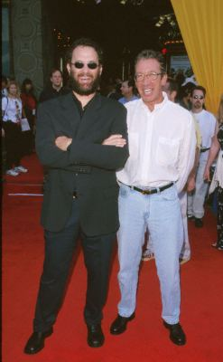 Tom Hanks and Tim Allen at Toy Story 2 (1999)