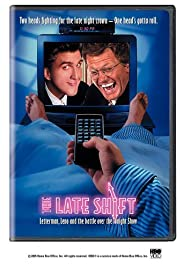 The Late Shift (1996) Poster - Movie Forum, Cast, Reviews