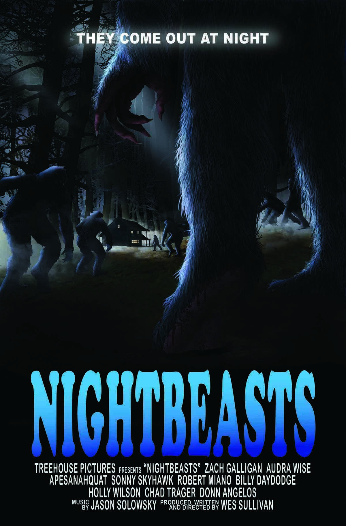 Nightbeasts Watch Full Movie Free Online