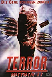 The Terror Within II Poster