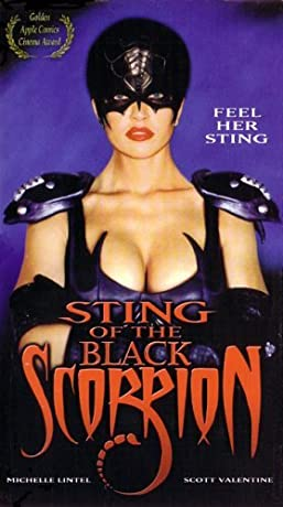 Sting of the Black Scorpion (2002)
