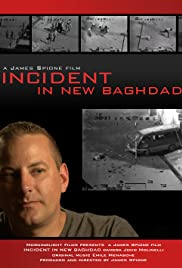 Incident in New Baghdad Poster