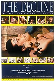 The Decline of Western Civilization (1981) Poster - Movie Forum, Cast, Reviews