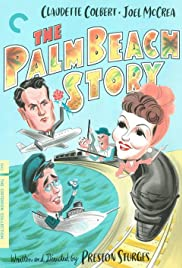 The Palm Beach Story Poster