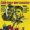 Clark Gable and Burt Lancaster in Run Silent Run Deep (1958)