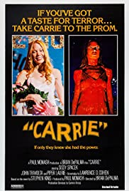 Carrie (1976) Poster - Movie Forum, Cast, Reviews