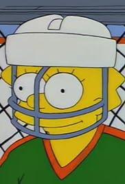 Lisa on Ice Poster