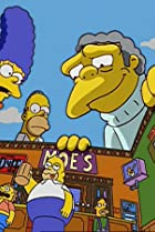 Image of The Simpsons: Moe Baby Blues