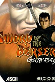 Sword of the Berserk: Guts' Rage Poster
