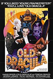 Old Dracula (1974) Poster - Movie Forum, Cast, Reviews