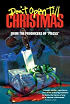 Don't Open Till Christmas (1984) Poster