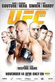 UFC 105: Couture vs. Vera Poster