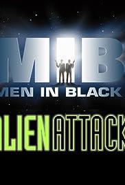 Men in Black Alien Attack(2000) Poster - Movie Forum, Cast, Reviews
