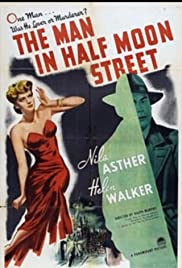 The Man in Half Moon Street Poster