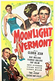 Moonlight in Vermont Poster