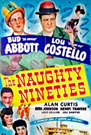 The Naughty Nineties Poster