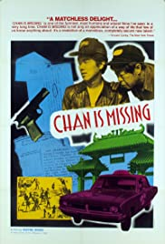 Chan Is Missing Poster