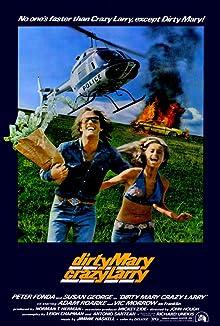 Poster Kesse Mary - Irrer Larry