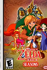 The Legend of Zelda: Oracle of Seasons(2001) Poster - Movie Forum, Cast, Reviews