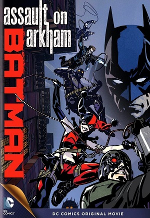 Batman: Assault on Arkham (2014)  Cover