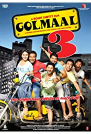Watch Movie Golmaal 3 (2010)