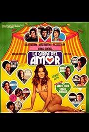 La carpa del amor Poster