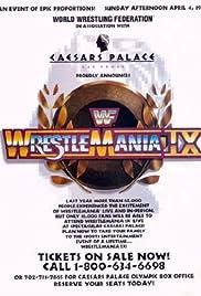 WrestleMania IX(1993) Poster - TV Show Forum, Cast, Reviews