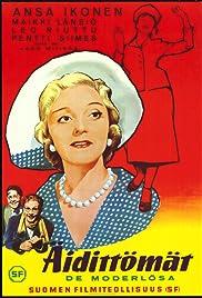 Äidittömät Poster
