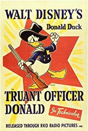 Truant Officer Donald (1941) Poster - Movie Forum, Cast, Reviews