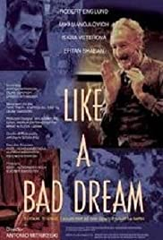 As a Bad Dream Poster