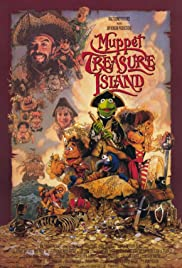 Muppet Treasure Island (1996) Poster - Movie Forum, Cast, Reviews