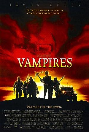Vampiros de John Carpenter - 1998