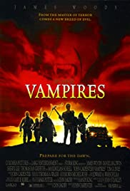 Vampires (1998) Poster - Movie Forum, Cast, Reviews