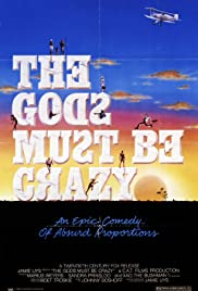 The Gods Must Be Crazy Poster