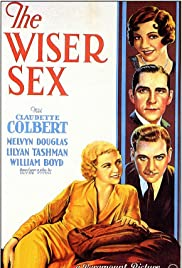 The Wiser Sex Poster