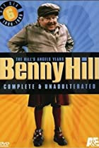 Image of Benny Hill: The Hill's Angels Years
