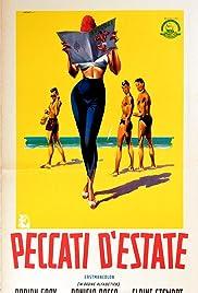 Peccati d'estate Poster