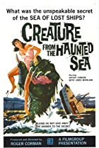 Creature from the Haunted Sea (1961) Poster