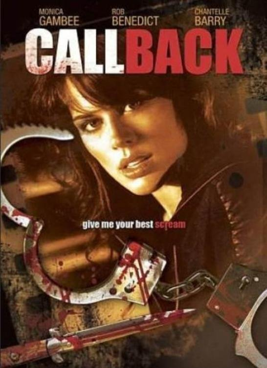 Image Call Back (2009/II) Watch Full Movie Free Online