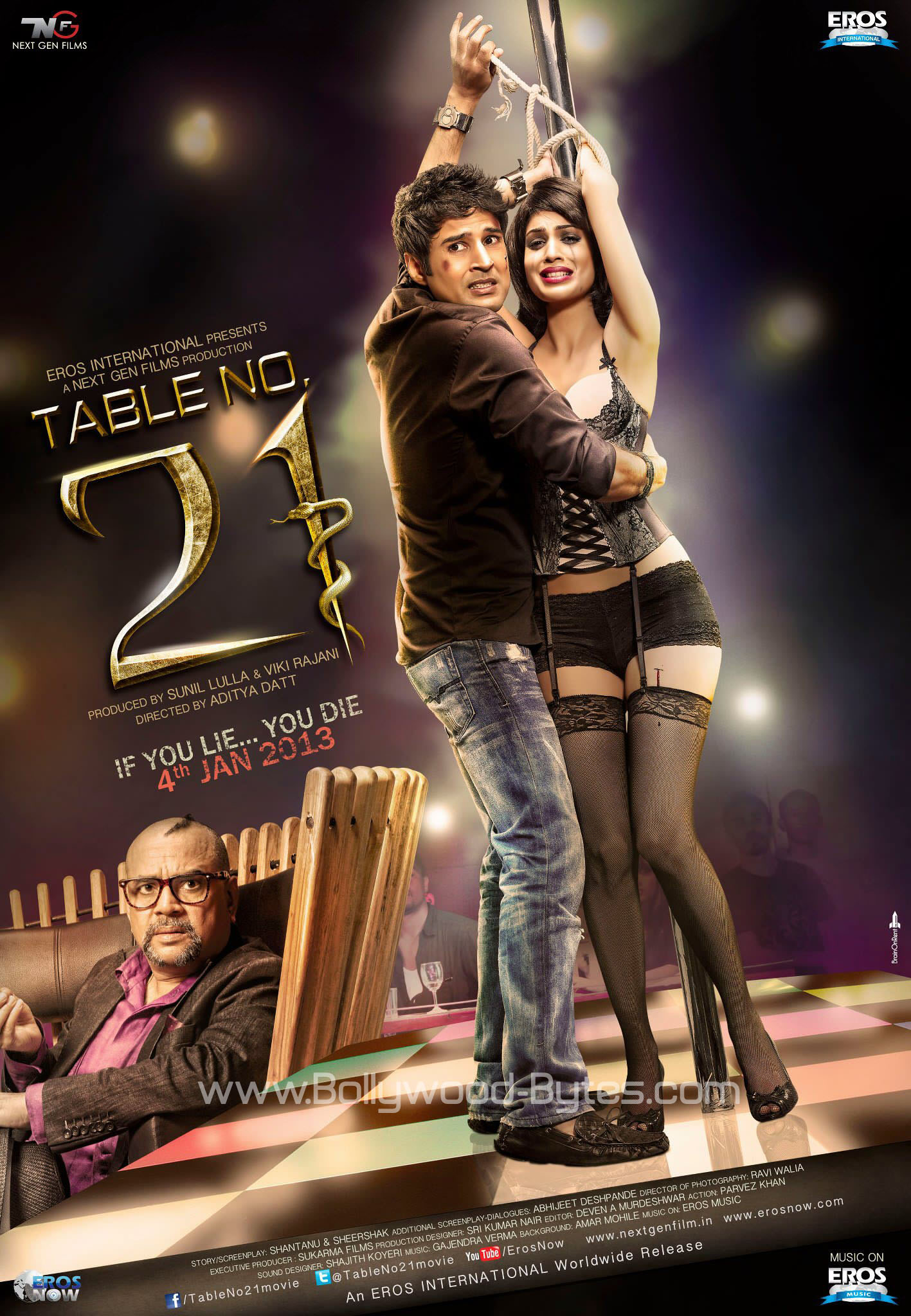 image Table No.21 Watch Full Movie Free Online
