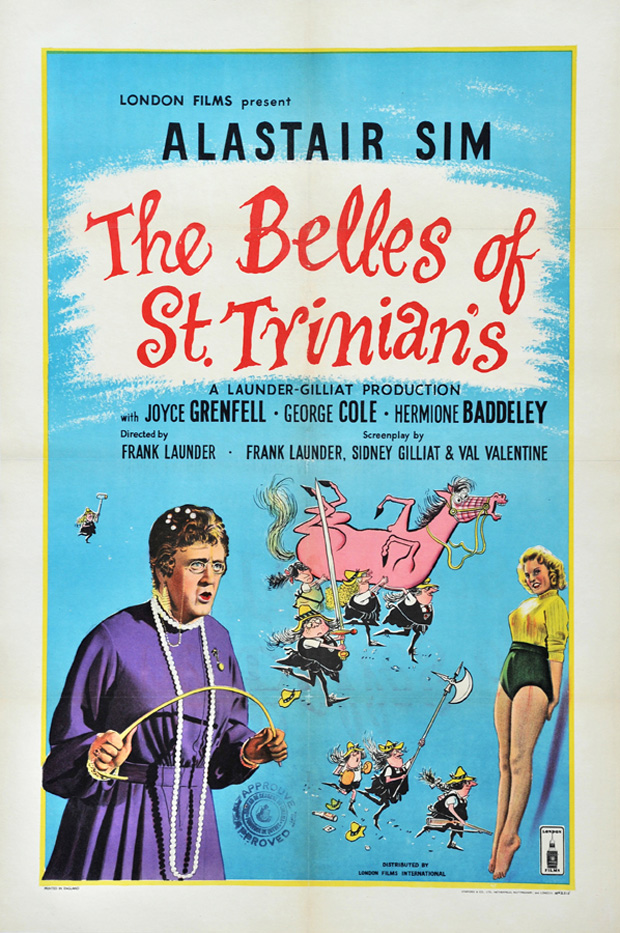 image The Belles of St. Trinian's Watch Full Movie Free Online