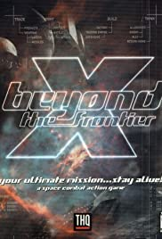 X: Beyond the Frontier Poster
