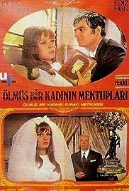 Ölmüs bir kadinin mektuplari Poster