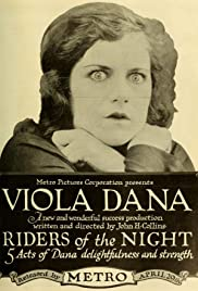 Riders of the Night Poster