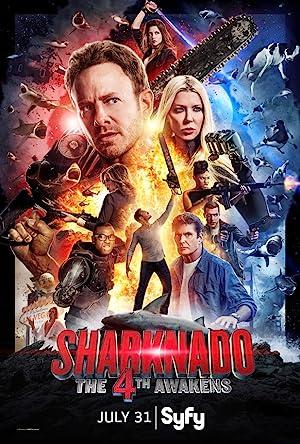 ver Sharknado: Que la 4ª te acompañe